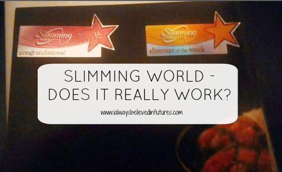 Slimming World Does It Really Work Futures
