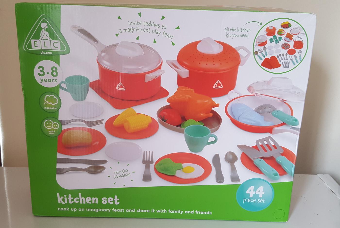 Mothercare Kitchen Set