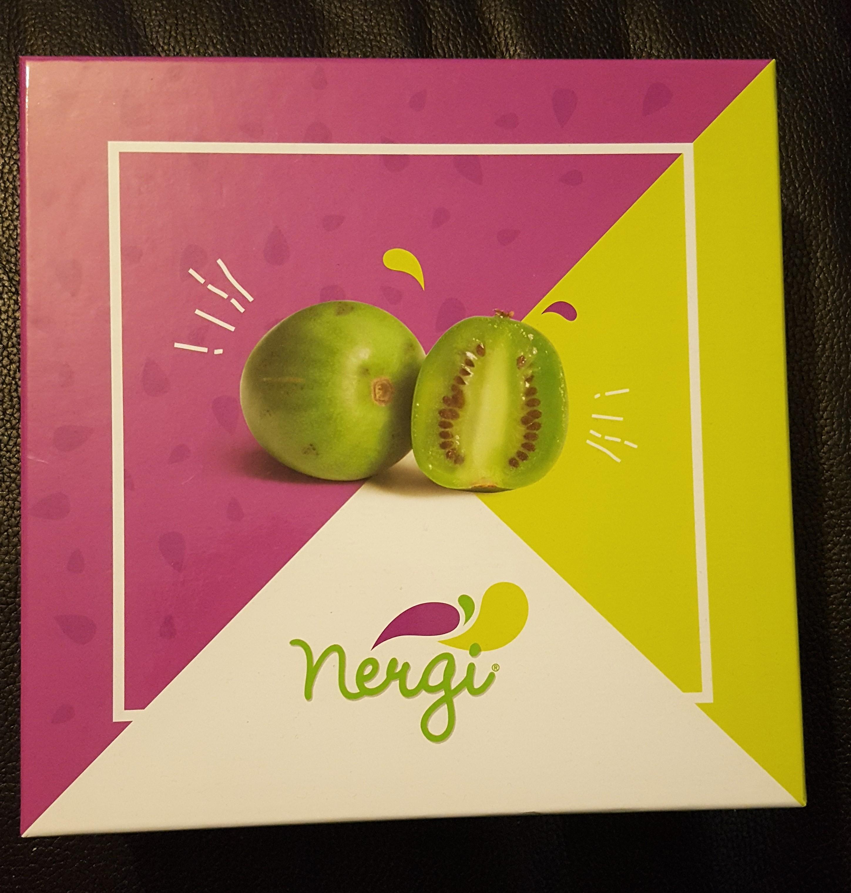 Nergi berry fruit