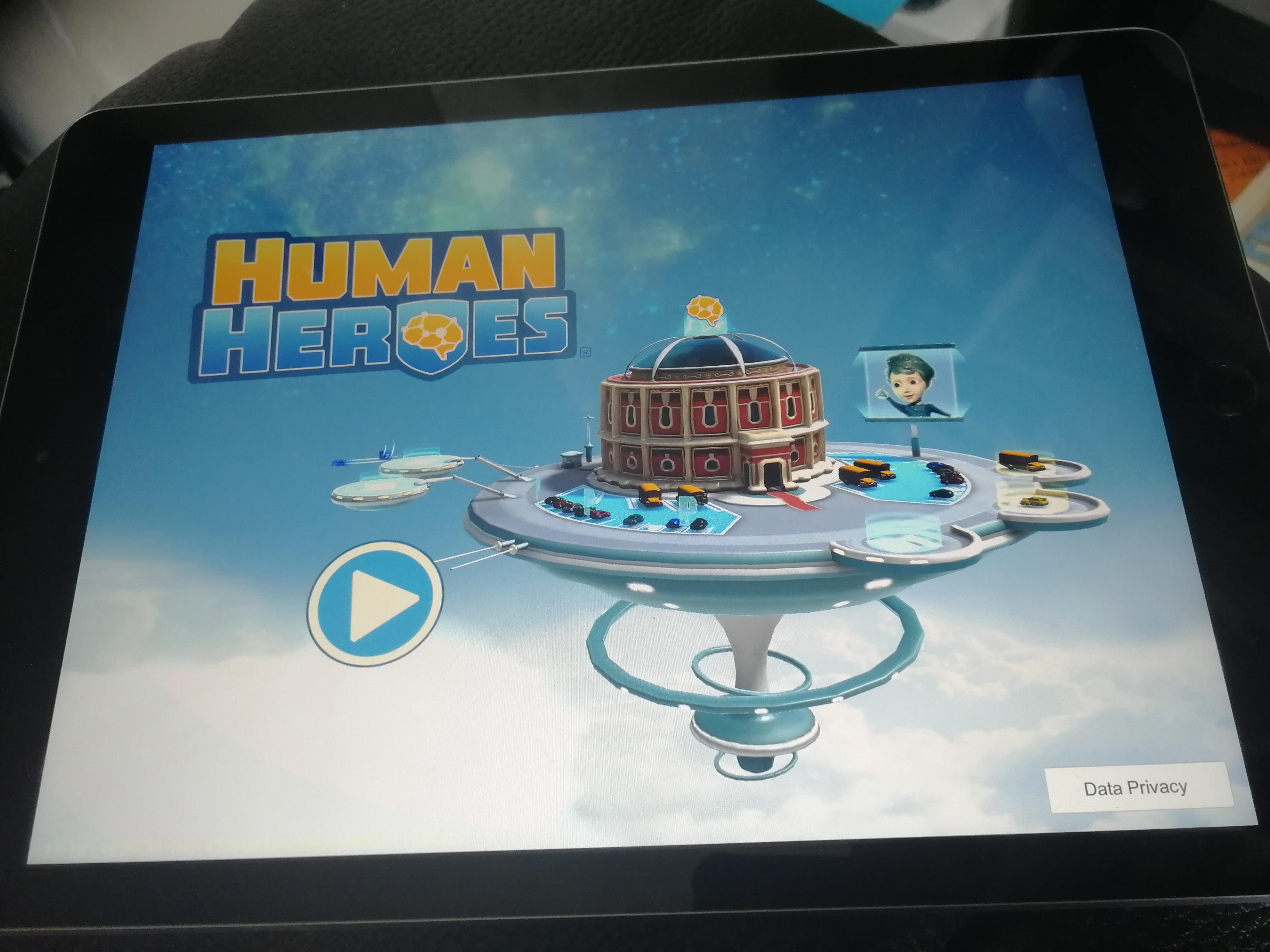 Human Heroes iOS game