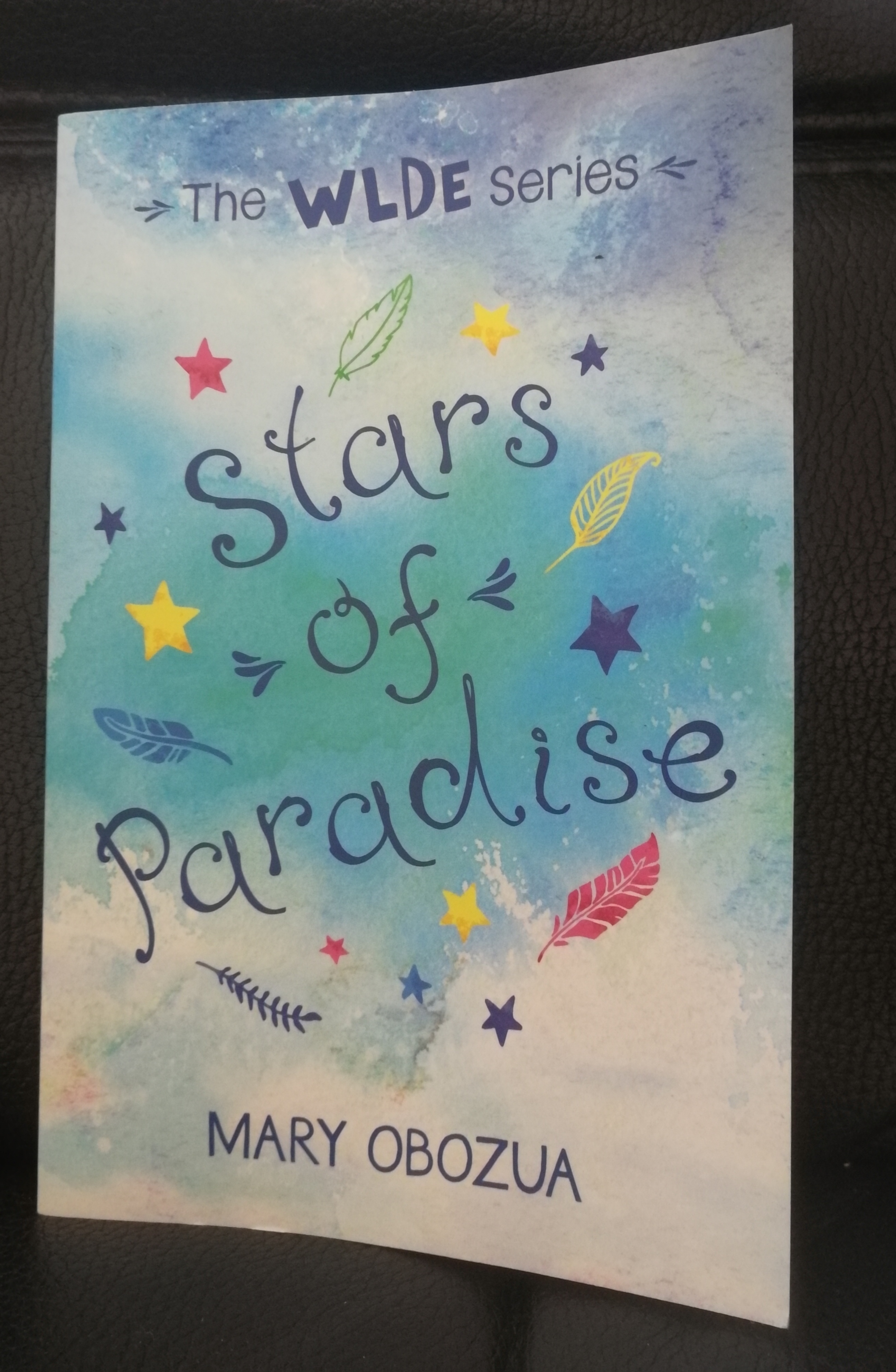 stars of paradise by Mary Obozua